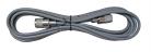 EXT. CABLE RG-58U GRIS 3.75m. 2C