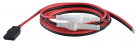 CABLE TOMACORRIENTE 12 GA C/DOBLE PORTAFUSIBLE
