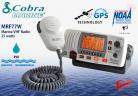 RADIO MARINO VHF CLASE D 25 WATTS GPS