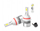 KIT LED 9007 2 CARAS 8000LM ALTA Y BAJA 6000K